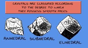 bentuk kristal anhedral